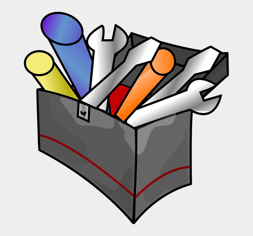tools clip art, Cartoons - Tool Box Clip Art - Tool Kit Clip Art