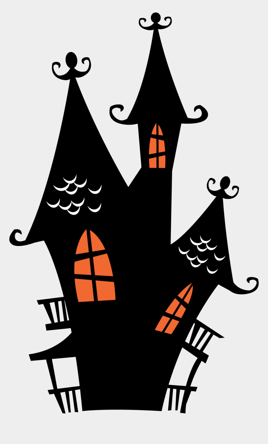 mansion clipart, Cartoons - Halloween Spooky House Clip Art - Spooky House Haunted House Clipart