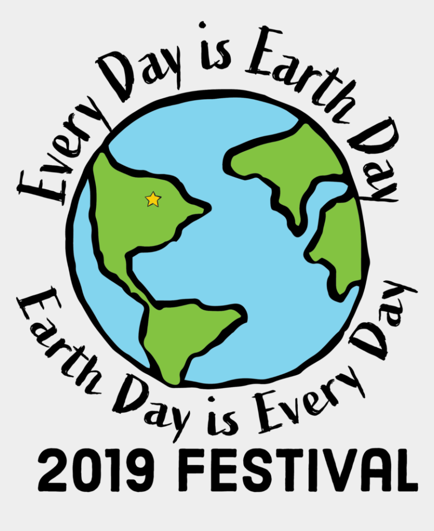 earth day clipart, Cartoons - Celebrate Earth Day At The 2019 Every Day Is Earth