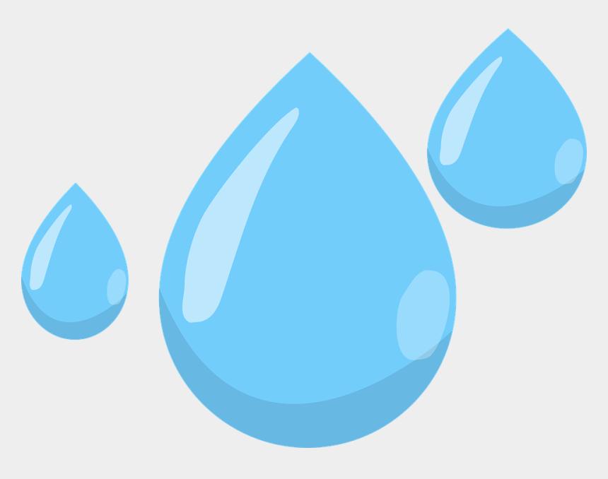 raindrops clipart, Cartoons - Raindrops, Water, Nature, Liquid, Wet, Blue - Transparent Background Rain Drop Clipart