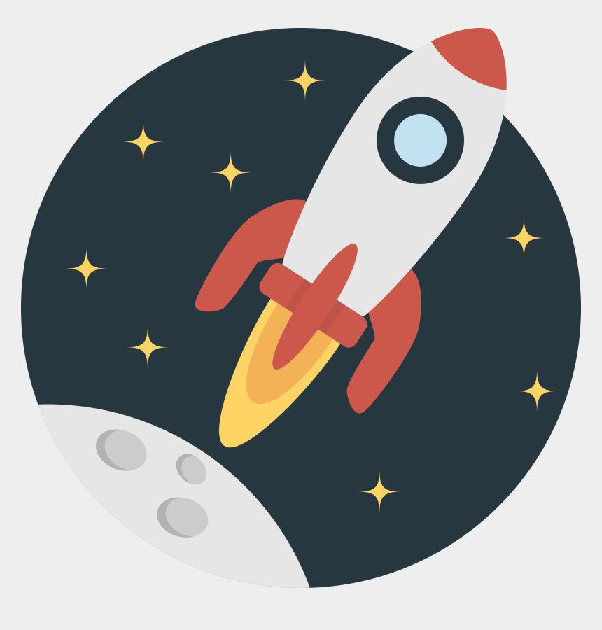 rocket ship clipart, Cartoons - Rocket Png