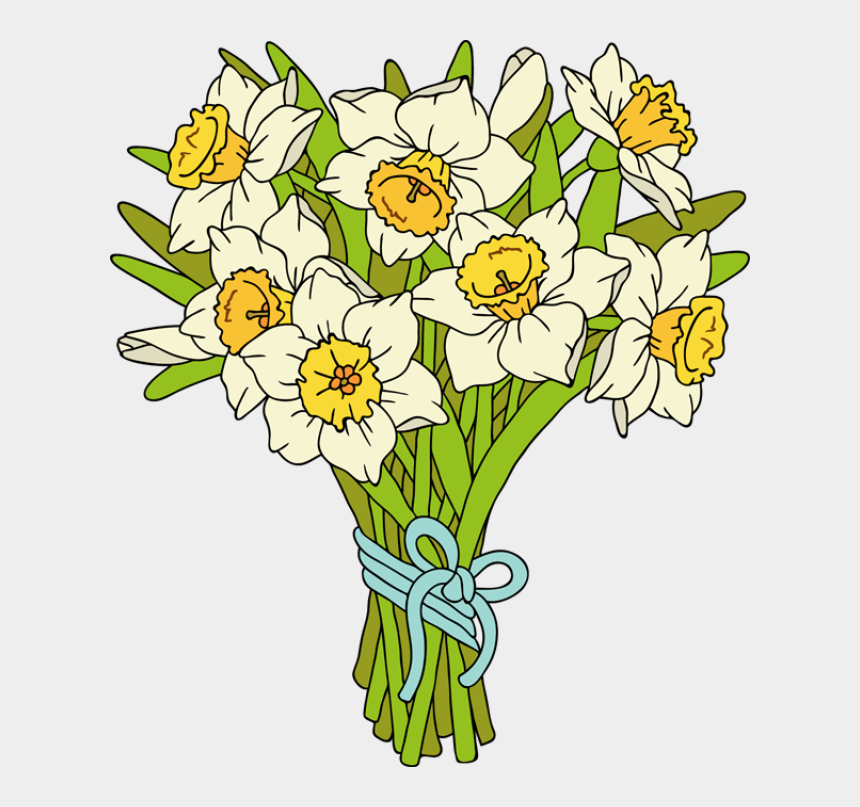 earth day clipart, Cartoons - Earth Day Clipart Beautiful - Bunch Of Daffodils Clipart