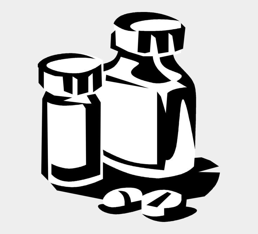 pills clipart, Cartoons - Medicine Vector Medication - Vetor Comprimido Png
