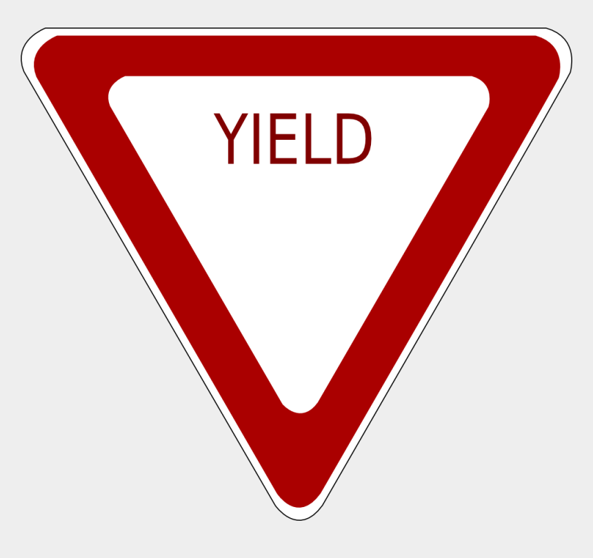 Blank Stop Sign Clipart - Blank Yield Sign Png, Cliparts