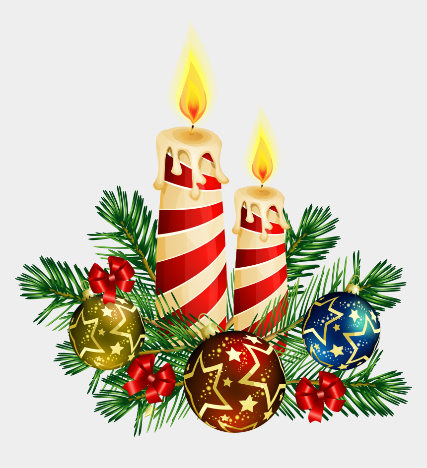 candles clipart, Cartoons - My Favorite Cliparts - Christmas Candles Clipart