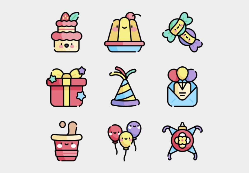presentation clipart, Cartoons - Birthday - Icons For Web Design