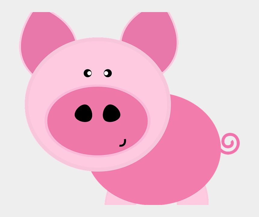Three Little Pigs Clip Art - Royalty Free - GoGraph