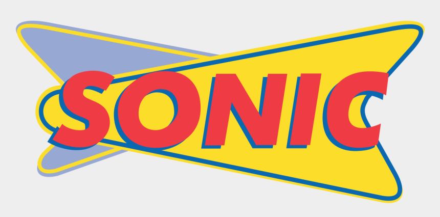 food drive clip art, Cartoons - Sonic Drive In Logos - Sonic Fast Food Logo