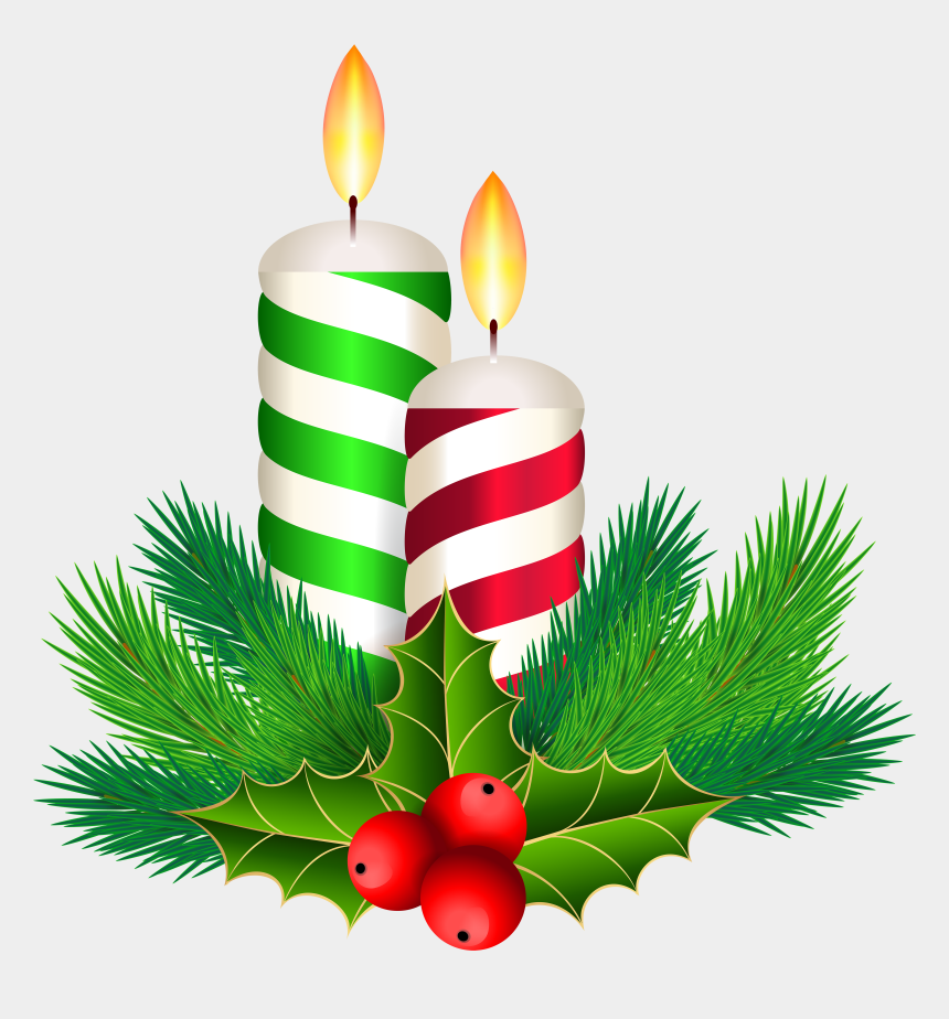 candles clipart, Cartoons - Christmas Candles Decoration Clip Art Gallery Yopriceville - Transparent Background Christmas Candles Png