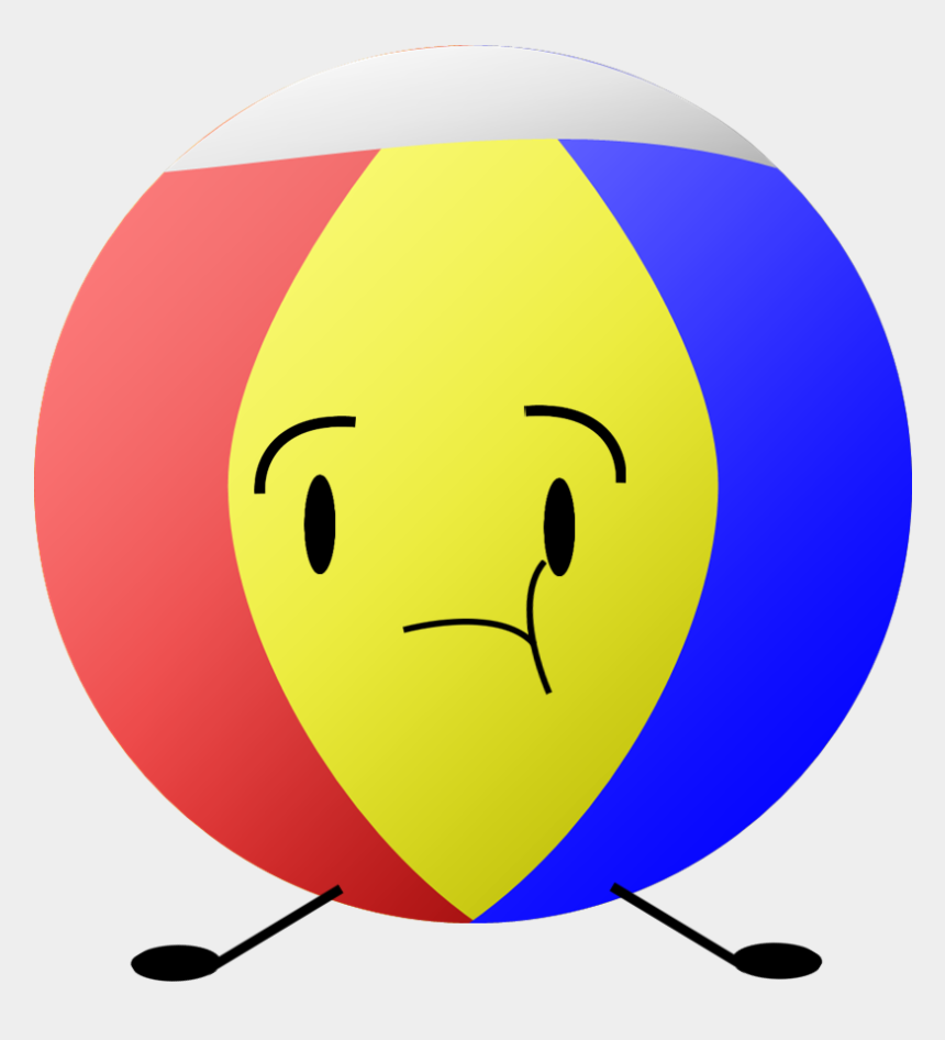 beach ball clip art, Cartoons - Inanimate Objects Object Show