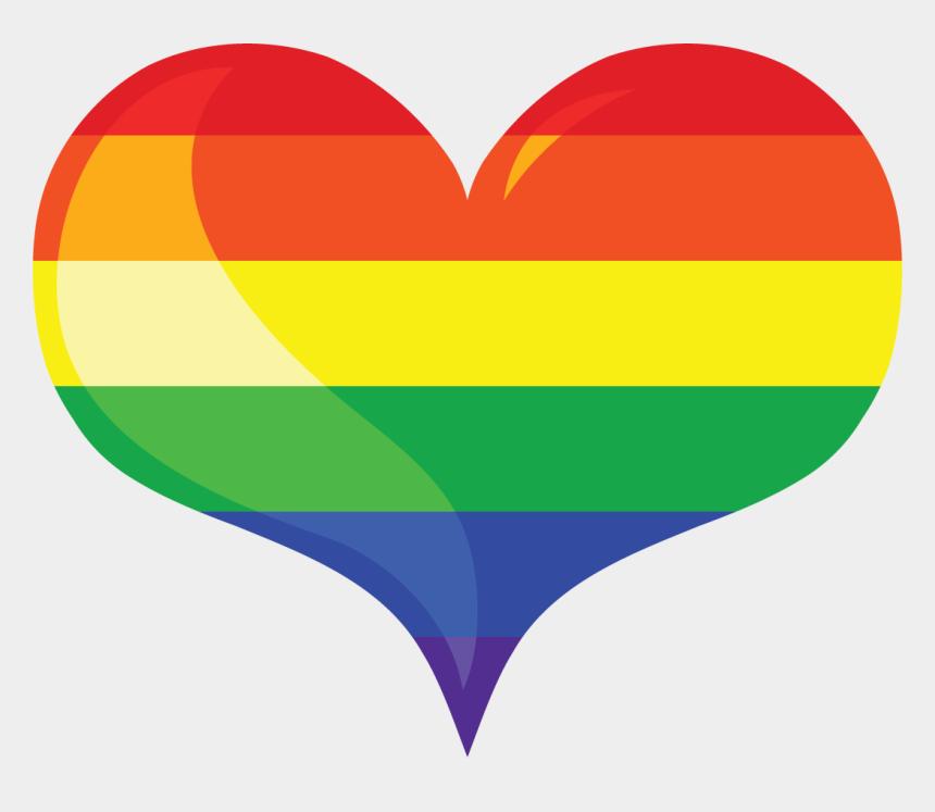 free heart clipart, Cartoons - Heart Images Heart Clipart Free Clip Art Of Hearts - Rainbow Heart Clip Art Png