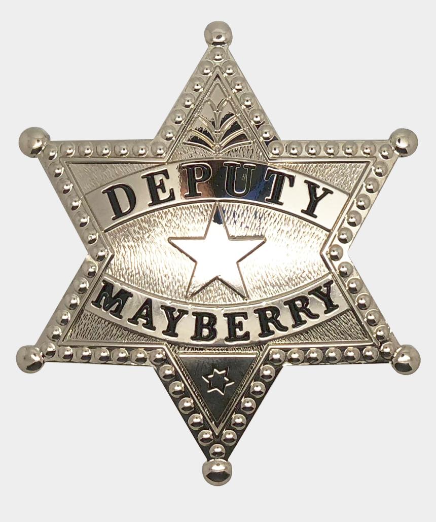 police badge clip art, Cartoons - Sherrif Badge Png - Barney Fife Badge