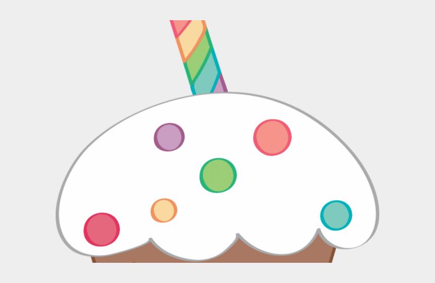 birthday cupcake clipart, Cartoons - Cupcake Clipart Birthday Girl - Circle