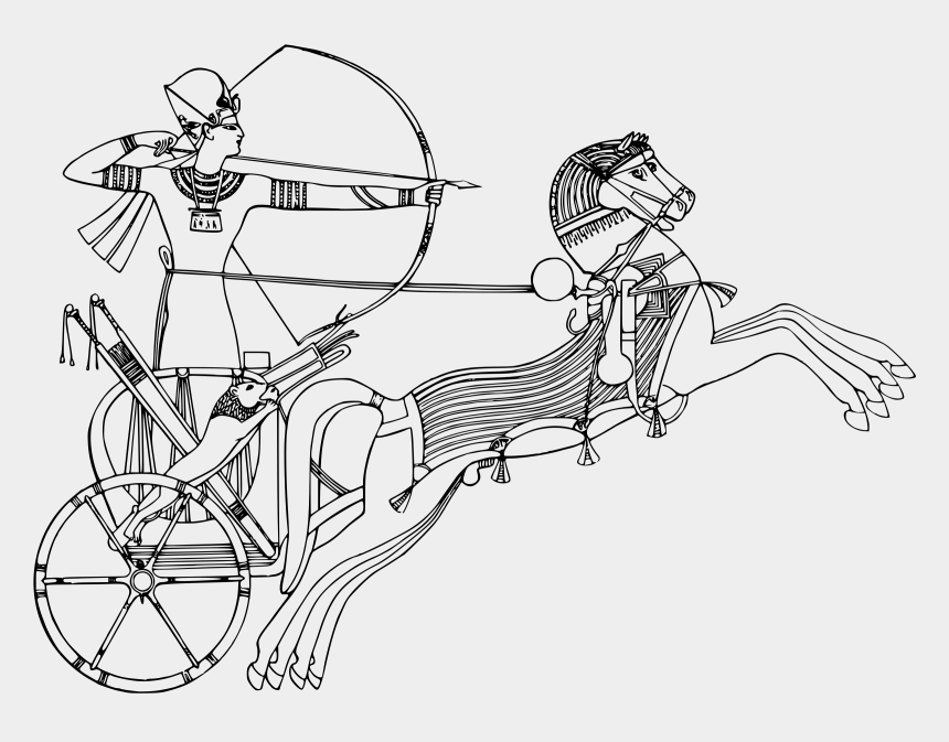 egypt clipart, Cartoons - Egyptian Drawing At Getdrawings - Ancient Egypt Chariot Clipart