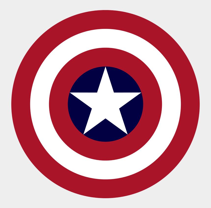 captain america shield clipart, Cartoons - Captain America's Shield - Captain America And Winter Soldier Fan Art