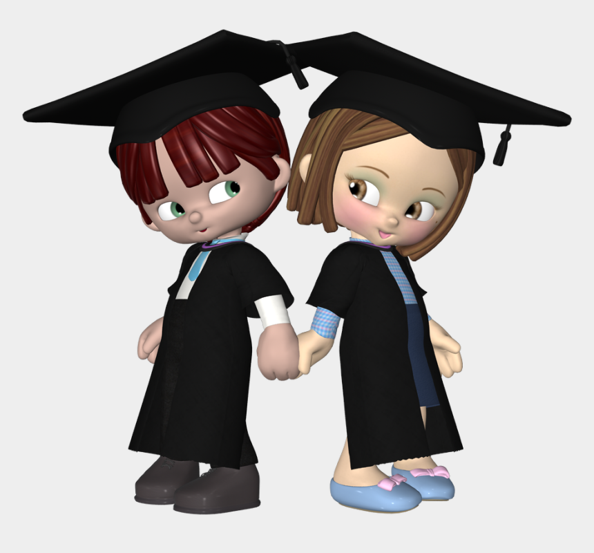 graduation girl clipart, Cartoons - Brandi's Creations - Graduation - High School Graduate Png
