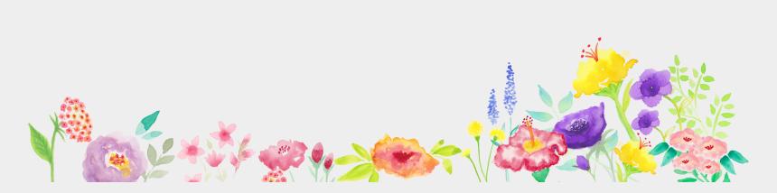 kindergarten graduation clipart, Cartoons - Kindergarten Home - Flower Header Png