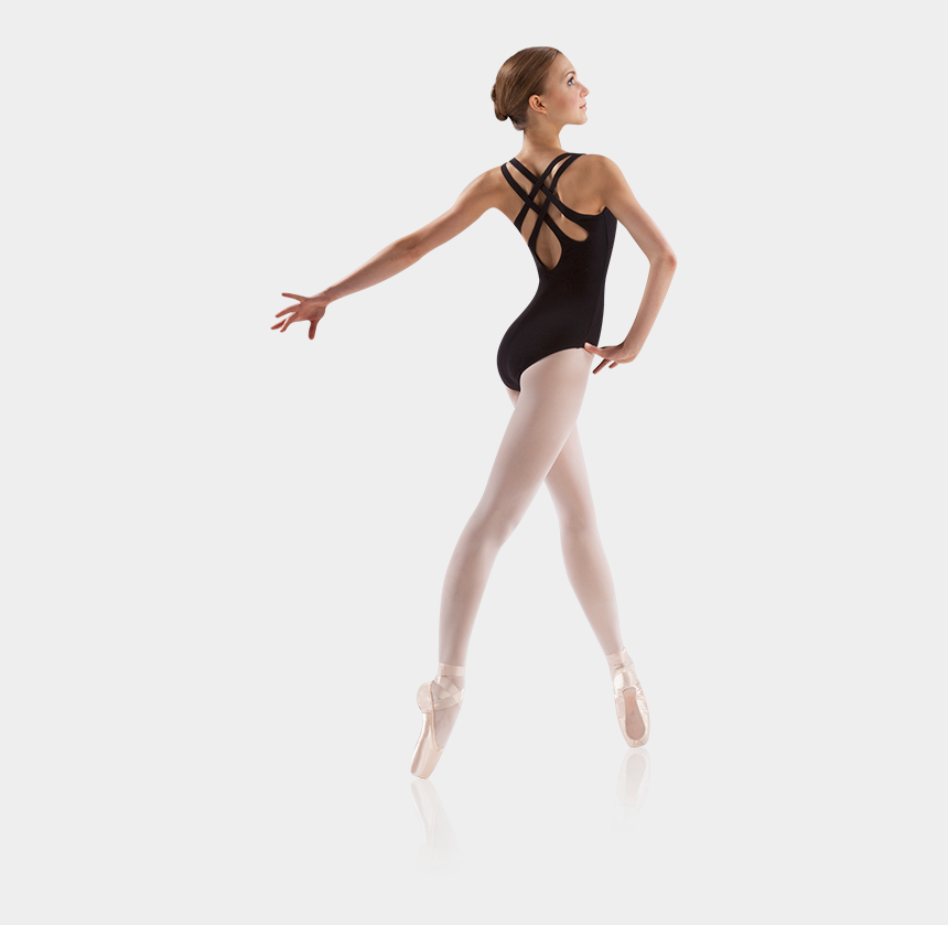 ballet dancer clipart, Cartoons - Drawing Pastel Ballet Dancer - Dancer Back Png