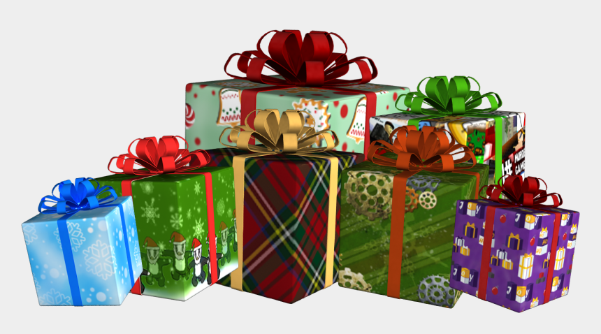 Christmas Presents Png.Gifts Clipart Transparent Background Transparent