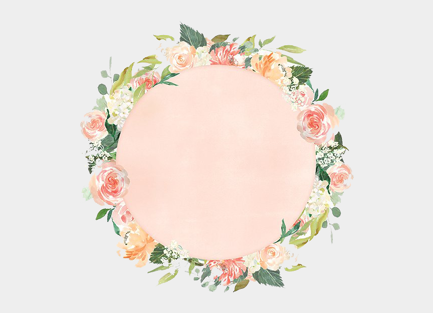 free floral clipart, Cartoons - Watercolor Flowers Elements Ornaments Png Free - Garden Roses