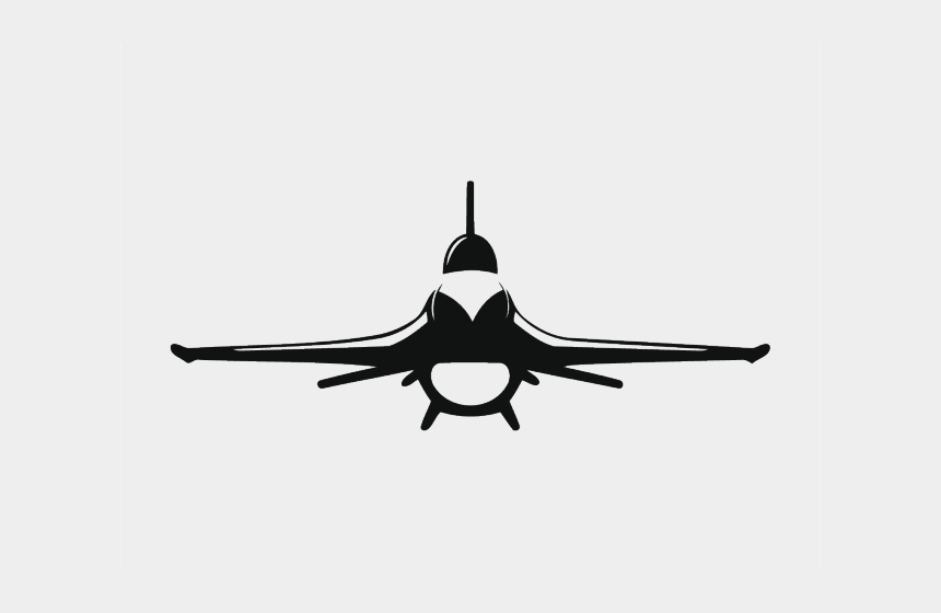 fighter jet clipart, Cartoons - Jet Fighter Clipart F16 - F 16 Aircraft Png