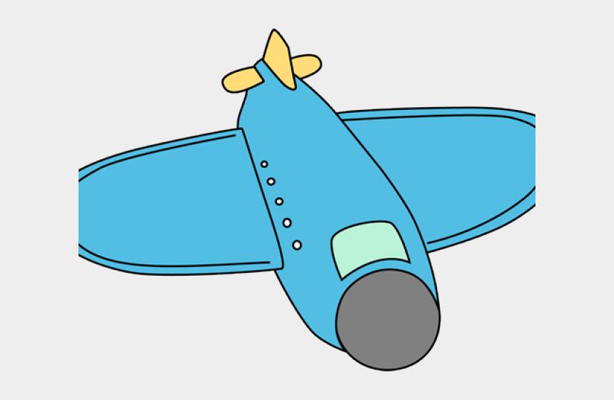 cartoon cute airplane clipart