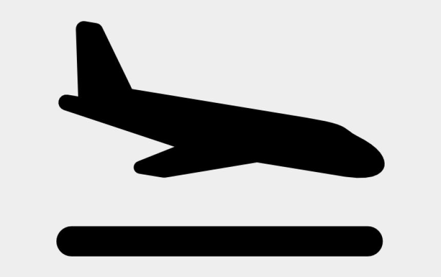 plane ticket clipart, Cartoons - Clipart Wallpaper Blink - Plane Landing Icon Png