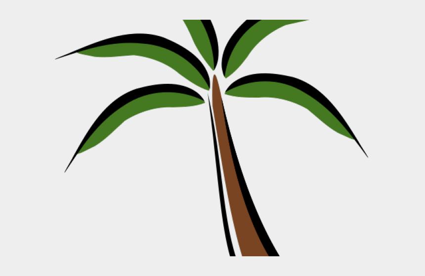 palm leaf clipart, Cartoons - Palm Tree Clipart Terrestrial Plant - Palm Tree Clip Art