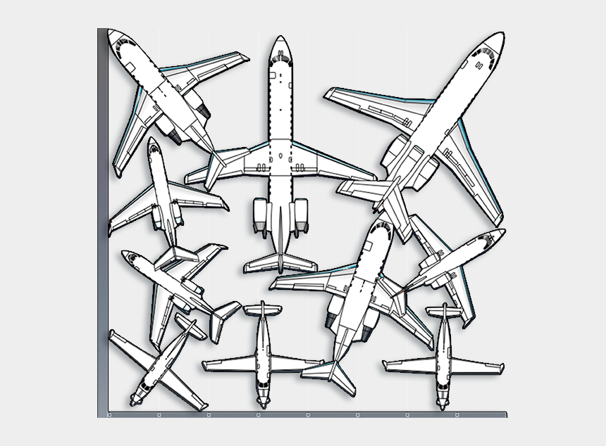 aircraft clipart, Cartoons - Aircraft Clipart Easy - Aircraft Tug Drawing
