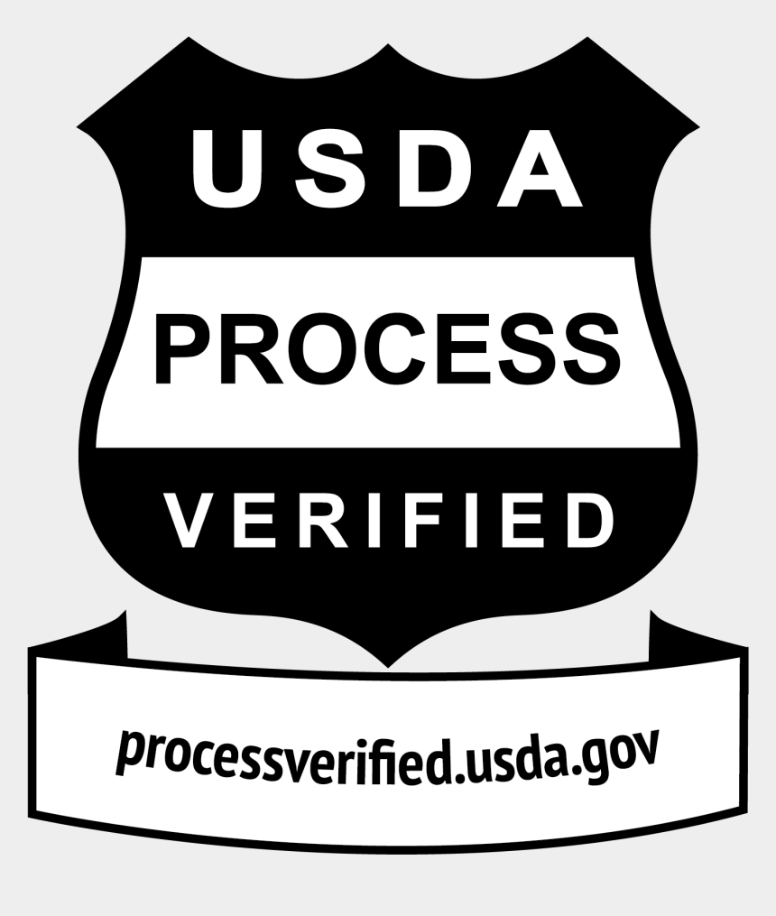 dairy products clipart, Cartoons - Grade Labels For Products - Usda Process Verified