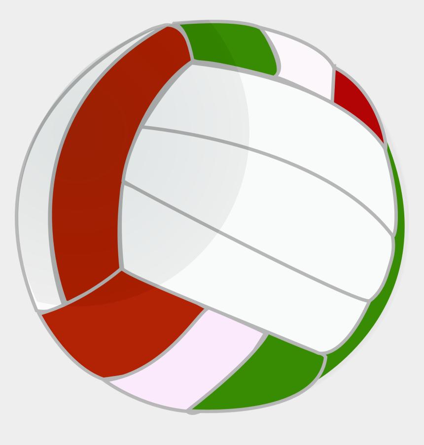 clipart sport, Cartoons - Volleyball Sport Clip Art - Volleyball Clip Art