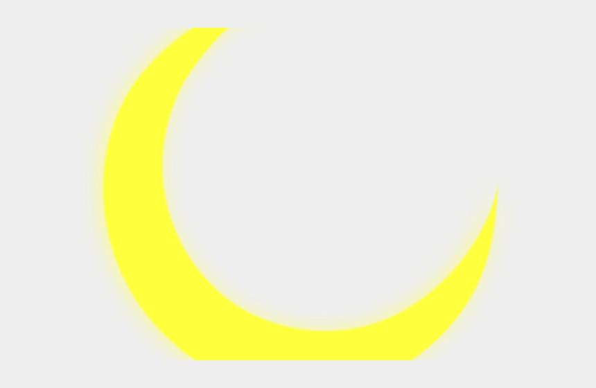 crescent moon clipart, Cartoons - Crescent Moon Clipart - Moon