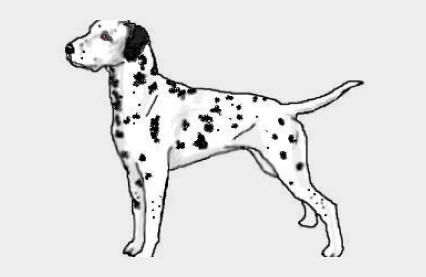 dalmatian clipart, Cartoons - Dalmatian Dog
