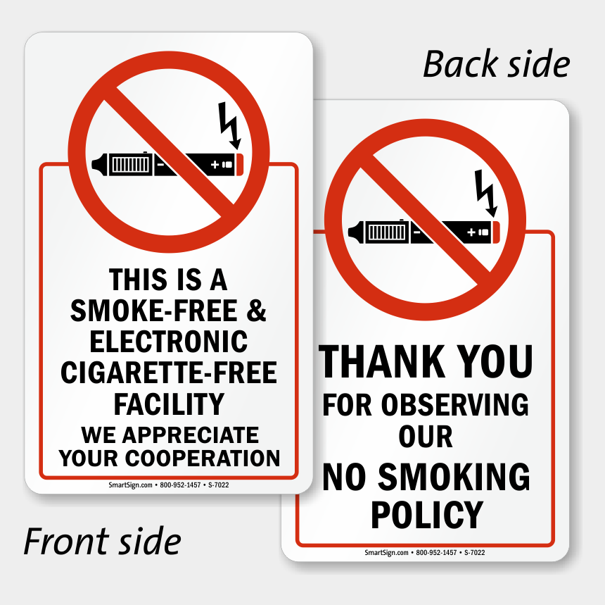 no smoking clipart, Cartoons - Zoom, Price, Buy - Safety Sign At School