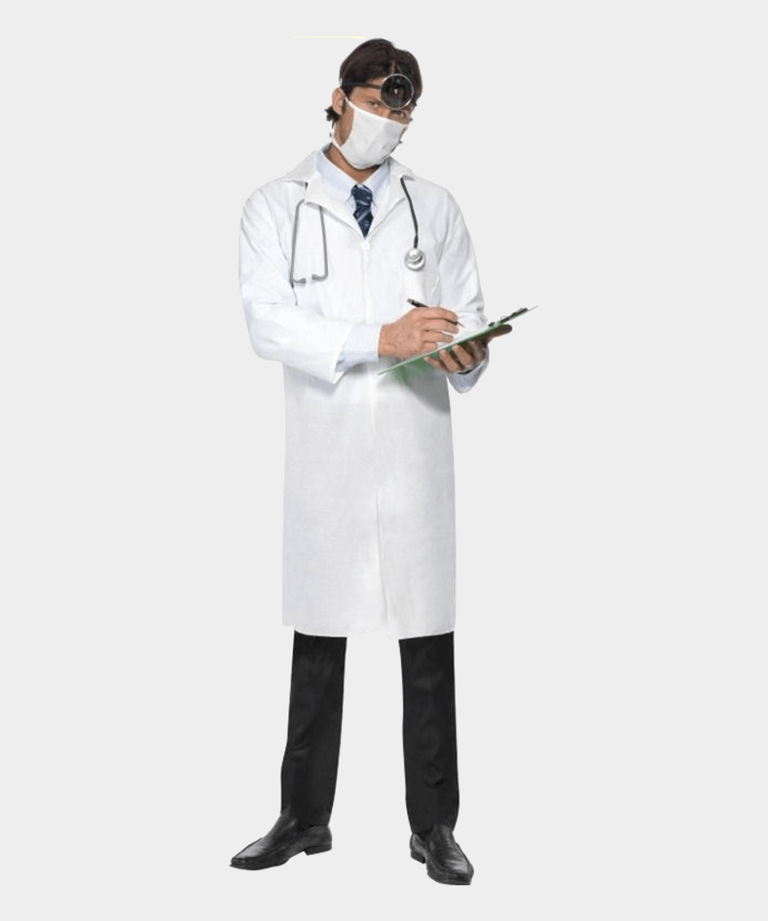 lab coat clipart, Cartoons - Budget Lab Coat And - Outfit Doctor