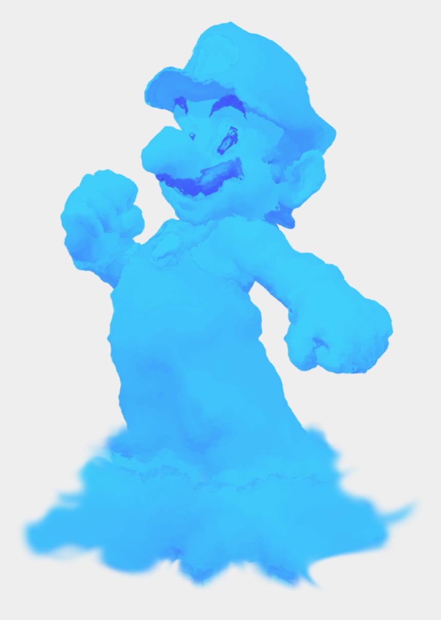 liquid clipart, Cartoons - Liquid Clipart Water Power - Power Up Mario Water