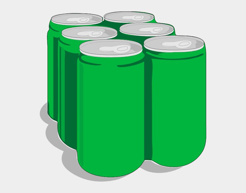 beverage clipart, Cartoons - Beverage Cans Clip Art - Soda Cans Clipart