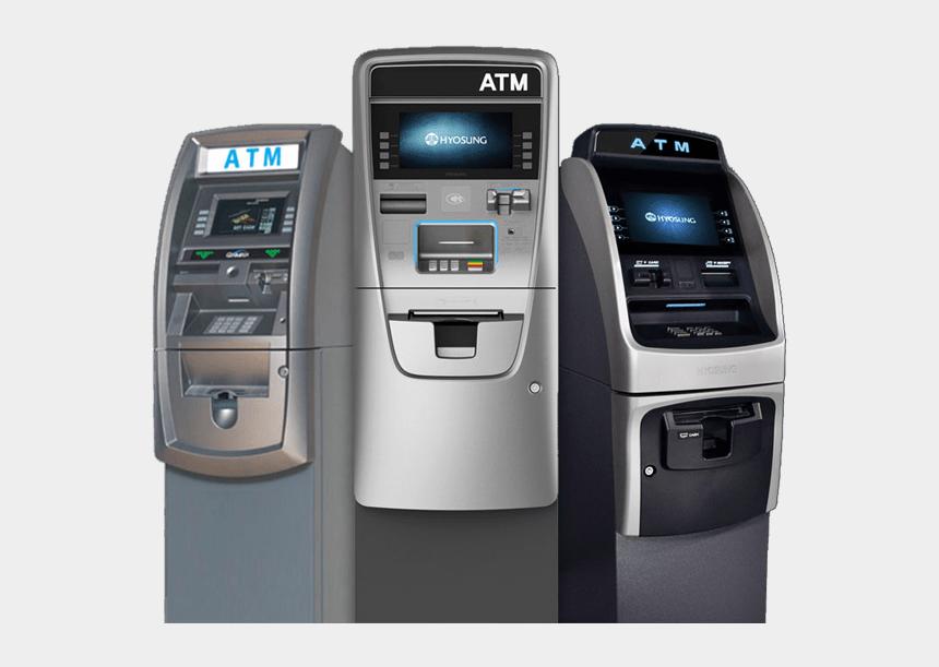 Atm Clipart - Atm Machine Clip Art - Free Transparent PNG Clipart Images  Download