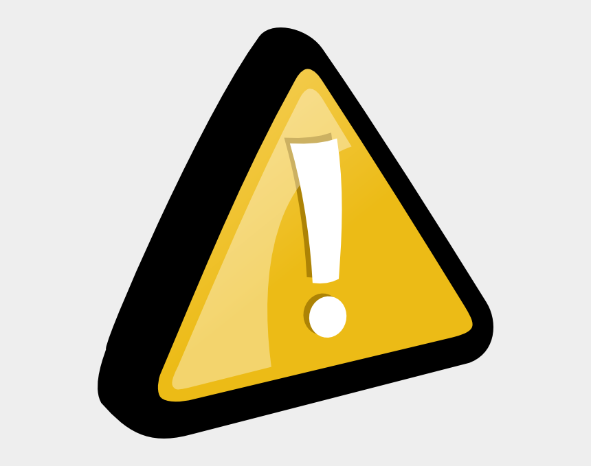 attention clipart, Cartoons - Attention Clip Artattention Clipart The Cliparts - Attention Yellow Png