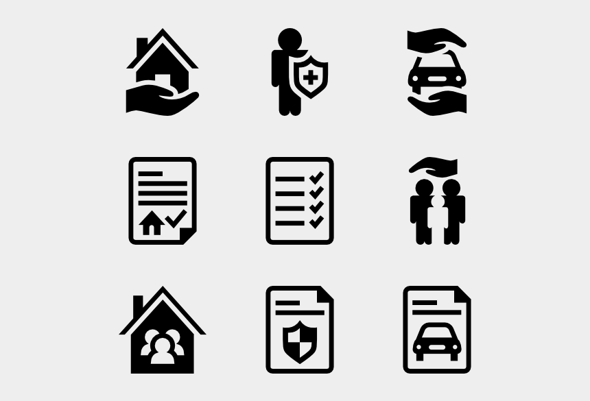 insurance clipart, Cartoons - Icons Free Property Protection - Insurance