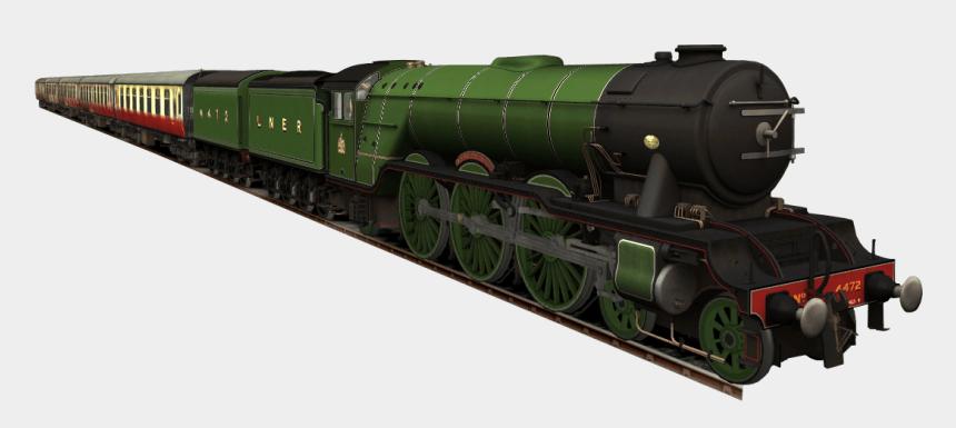 steam engine clipart, Cartoons - Transparent Train Steam Engine - Steam Train No Background