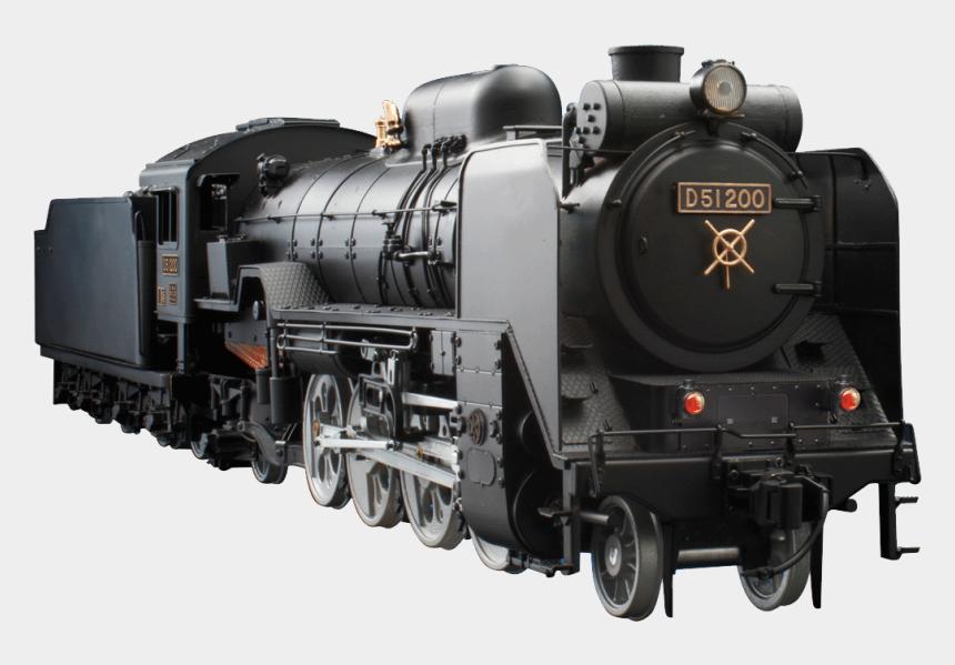 steam engine clipart, Cartoons - Transparent Train Steam Engine - Steam Engine Train Transparent Background