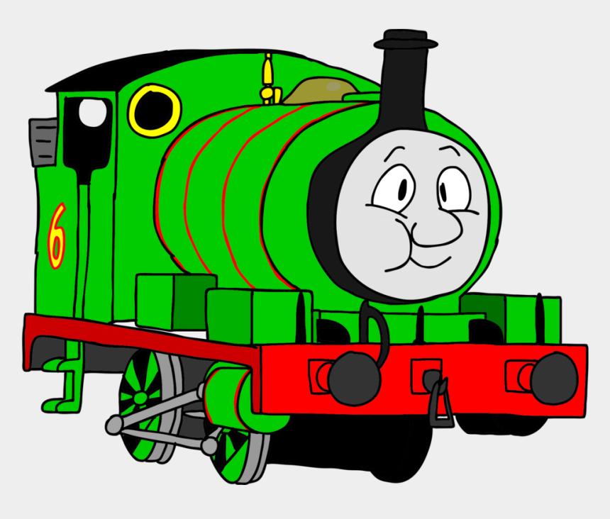 Thomas The Tank Engine Clipart Railway Engine Percy Thomas E