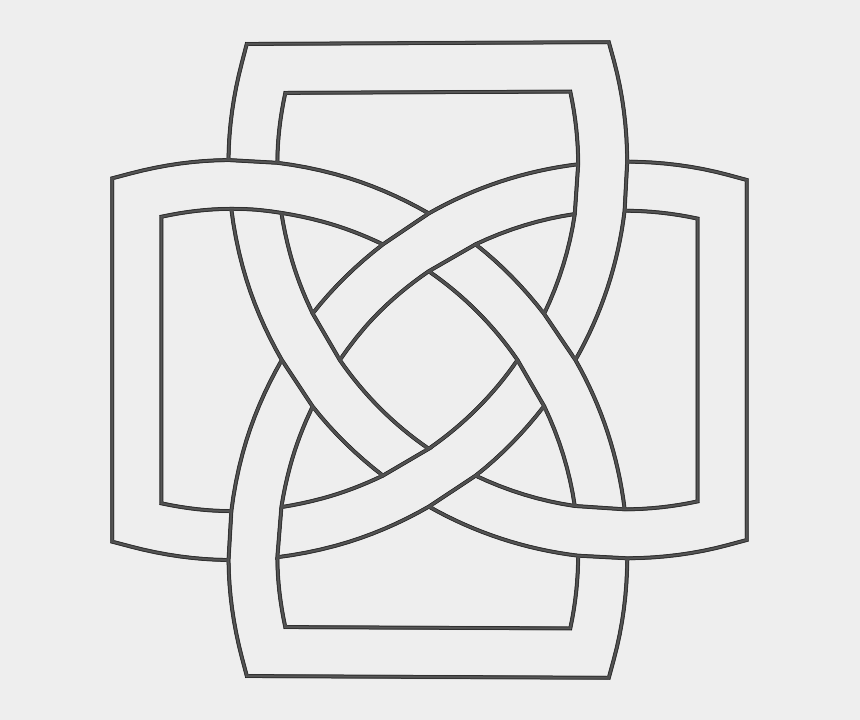 celtic knot clipart, Cartoons - Simple Design Patterns - Simple Celtic Patterns