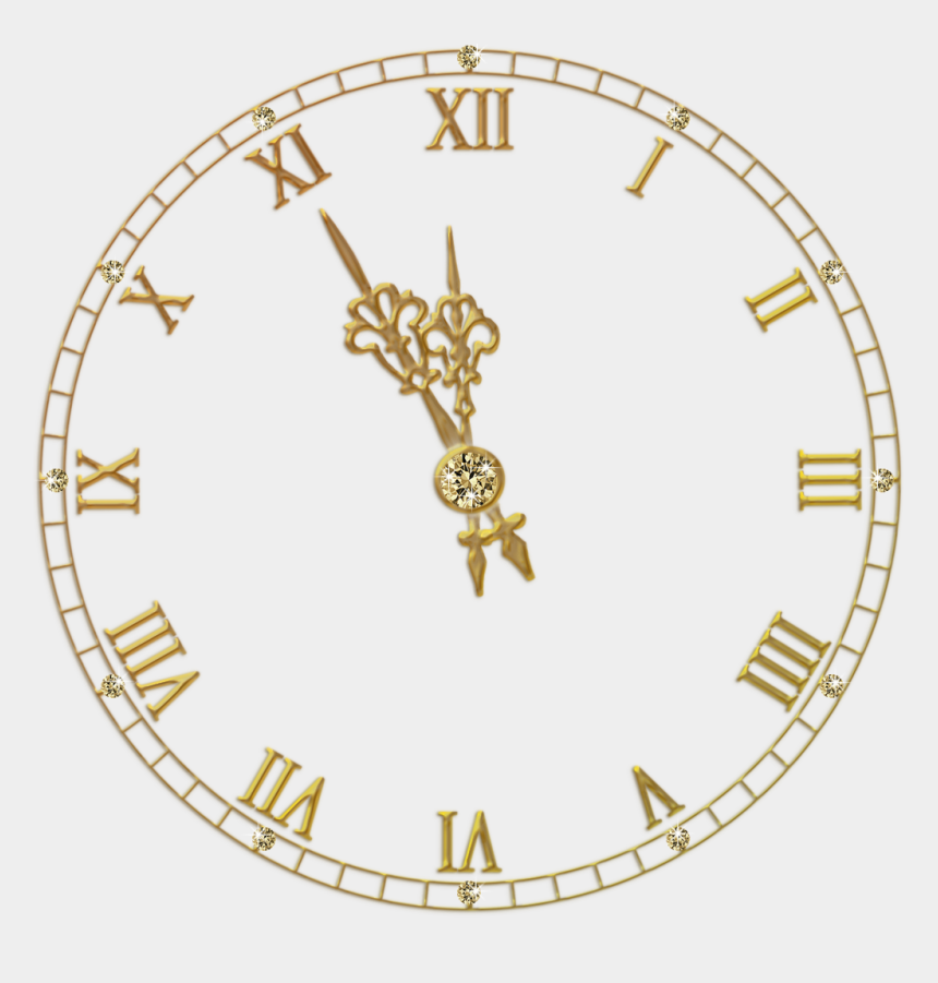clock face clipart, Cartoons - Clock Face Template - Template Wall Clock Png