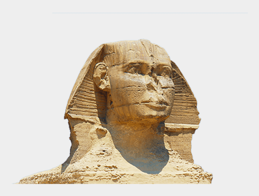 sphinx clipart, Cartoons - Sphinx Png Page - Great Sphinx Of Giza