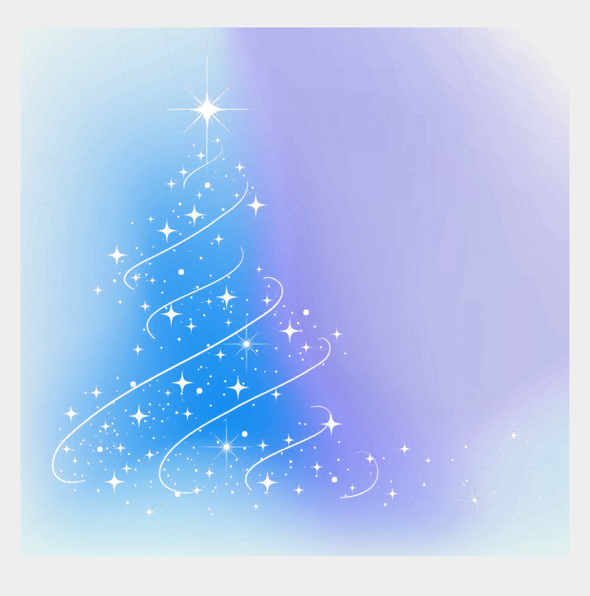 fairy lights clipart, Cartoons - Light Abstract Tree Decoration Year Christmas Clipart - Christmas Day