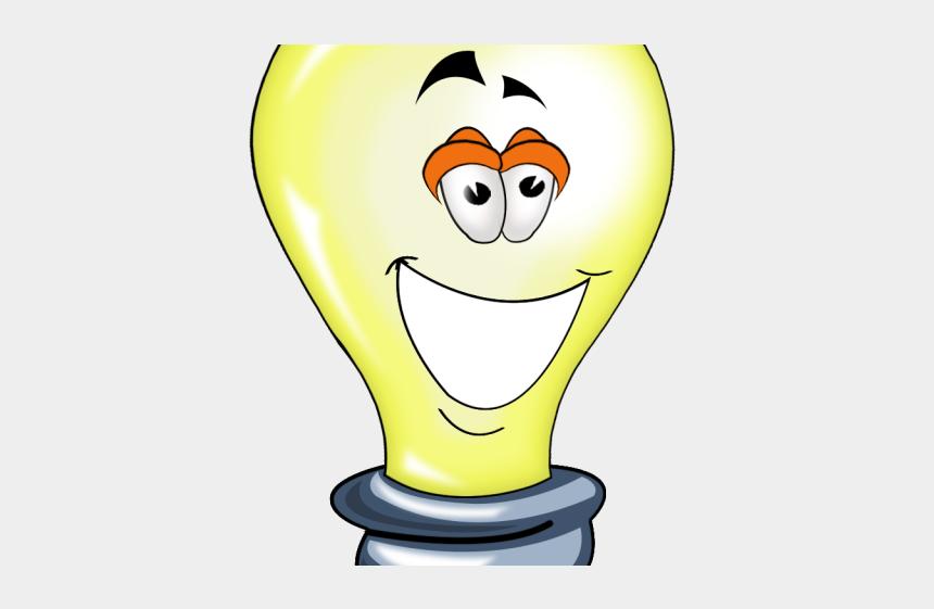 light bulb idea clipart, Cartoons - Light Bulb Clipart Bright Idea - Cartoon