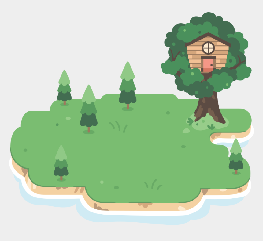 treehouse clipart, Cartoons - //treehouse Code Samples - Flat Design Web Video