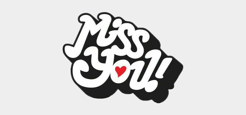 miss you clipart, Cartoons - Miss You Sticker - Miss You Sticker Png